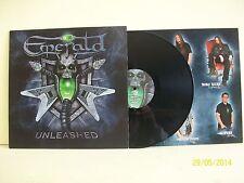 """LP-EMERALD """" UNLEASHED""""-EDIZIONE LIMITATA 96/333-GERMANIA 2012"""