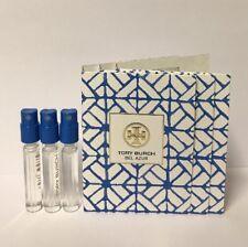 3 Tory Burch Bel Azur EDP Women Spray Sample Travel Vial 1.5 ml/0.05 oz Lot