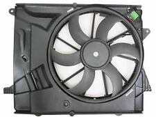 BUICK ENCORE 2016 2017 2018 A/C AC CONDENSER RADIATOR COOLING FAN ASSEMBLY NEW