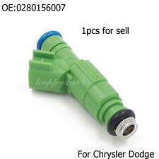 NEW Fuel Injector For 2001-2007 Chrysler Town & Country Dodge Grand Caravan 3.3L