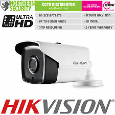 Cámara De Seguridad Hikvision 3MP 1080P HD-TVI Turbo 3.6MM Verifocal Bala Cctv
