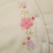 Carters Baby Bunting 3-6 Months Child of Mine Car Seat Sack White Baby Snow Suit