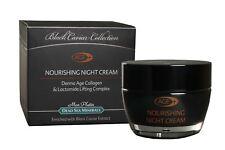 Dead Sea Collagen AGE+ Nourishing Night Cream Enriched With Black Caviar 50ml