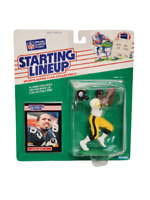 VINTAGE SEALED 1989 Starting Lineup SLU Figure Louis Lipps Steelers