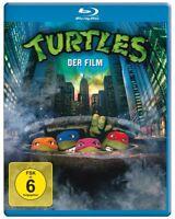 TURTLES-DER FILM - TURTLES   BLU-RAY NEU