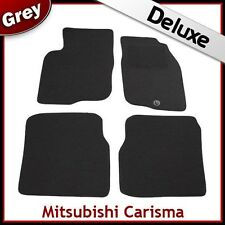 Mitsubishi Carisma 1999 2000 200...2004 Tailored LUXURY 1300g Car Mats GREY