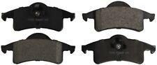 Disc Brake Pad Set-ProSolution Semi-Metallic Brake Pads Rear fits Grand Cherokee