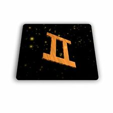 Astrology Horoscope Star Sign Gemini Computer Mouse Pad Size
