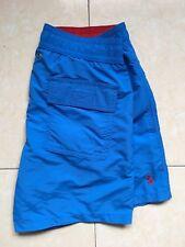 Polo Ralph Lauren hawaiano Shorts de baño Colby Azul Talla S