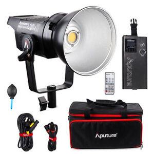 Aputure LS C120d II COB 120D 180W 5500K LED Continuou Video Light V Mount C120II