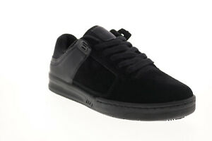 Osiris Stratus 1356 696 Mens Black Synthetic Skate Inspired Sneakers Shoes