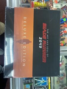 THE ART AND SOUL OF BLADE RUNNER 2049 DELUXE EDITION LIMITED LITHO SEALED FR SH!