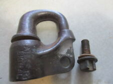 Raco AT & SF RY signal screw type padlock No key vintage unknown Collectible