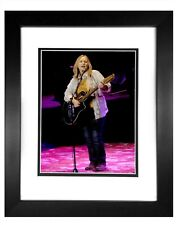 Melissa Etheridge  -002  8x10  Photo Framed 11x14