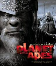 Planet of the Apes : Re-Imagined by Tim Burton-ExL