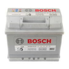 Type 027 Car Battery 610CCA 12V 63Ah Bosch 5 Years Wty Sealed OEM Replacement