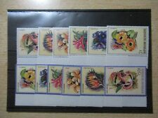 S192/4473 BLUMEN FLOWERS Burundi Topsatz 1672-83 xx
