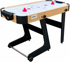 PUCK Calix 4-Foot Folding Air Hockey Table
