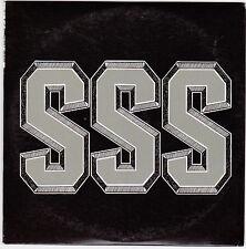 SSS - Short Sharp Shock - CD (Card Sleeve Promo Earache MOSH352CDPRO)