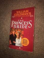 The Princess Bride Paperback Book William Goldman Movie Cover