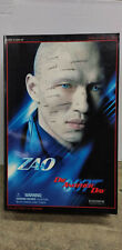 "SIDESHOW JAMES BOND RICK YUNE As ZAO MOVIE FIGURE NEW SEALED 12"" DIE ANOTHER DAY"