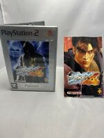 Tekken 4 Platinum Edition Sony PlayStation 2 2003 No Game Case Manual Only
