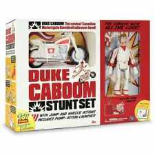 Duke Caboom Signature Collection Stunt Set Toy Story