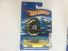 Hot Wheels - 2006 First Editions #1/38 - '70 Plymouth Superbird - Yellow