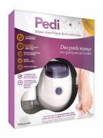 RAPE ELECTRIQUE PEDICURE MANUCURE PEDISYLK -NEUF