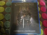 "COFFRET 4 BLU-RAY NEUF ""GAME OF THRONES - SAISON 1"""