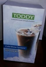 Toddy Cold Brew System, Brews Coffee with 67% Less Acid