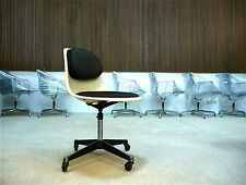 Charles & Ray EAMES Fiberglass ZENITH Task Chair PSCC-4 for HERMAN MILLER 1960s