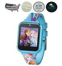Reloj De Frozen Para Niñas Ninas Inteligente Smartwatch Con Camara MultiFuncion