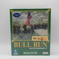 Battleground Battle Ground 7 Bull Run Big Box PC Game