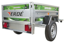 Daxara 158 trailer with free flat cover