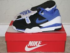 Nike Air Trainer 2 PRM QS Black / Persian Violet Mens Size 10 DS NEW! 632193-001