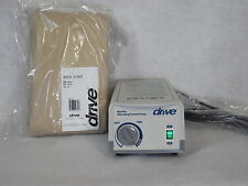 Drive Medical Med Aire Alternating Pressure Pump and Pad Model 14001E *Free Ship