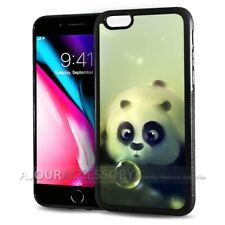 ( For iPhone 4 / 4S ) Back Case Cover AJH11720 Panda
