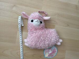 amuse baby alpacasso alpaca pink pouch