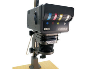 Meopta 5 Color 3 Axomat 5 Standard Enlarger with Colour Head, B&W Head & Lenses