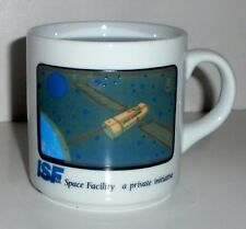Industrial Space Facility ISF space station Coffee Mug Cup Heat Activated NASA