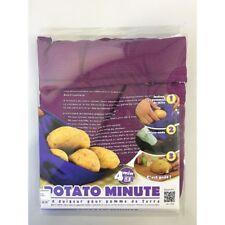 2 Sacs cuisson Pomme de Terre Potato Minute Cuisine