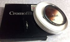 France Made 49mm Cromofilter P2 Glass Lens Filter 49 mm STUDIOLABO PARIS P2-49