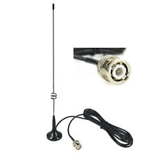 New Car Magnetic Mobile Nagoya Antenna UT-108UV BNC Dual Band Two-Way Radio IcoM