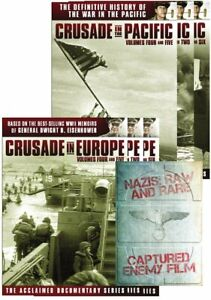 Crusade WWII: Point of No Return 5 DVD Set