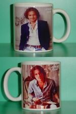 JOHNNY DEPP - with 2 Photos - Designer Collectible GIFT Mug 03