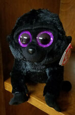 Authentic Ty Beanie Boo George 6 inch size. New and Mint with tags!