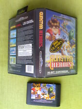 Videogame GUNSTAR HEROES Sega Mega Drive Megadrive Genesis Pal Version