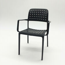 1:6 scale black Dinning Chair mini furniture toy for fashion royalty doll figure