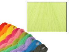 CYBERLOXSHOP PHANTASIA KANEKALON JUMBO BRAID MOJITO FREEZE GREEN HAIR DREADS